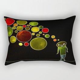 Buenas noches! Rectangular Pillow