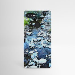 Stream at Dusk Android Case