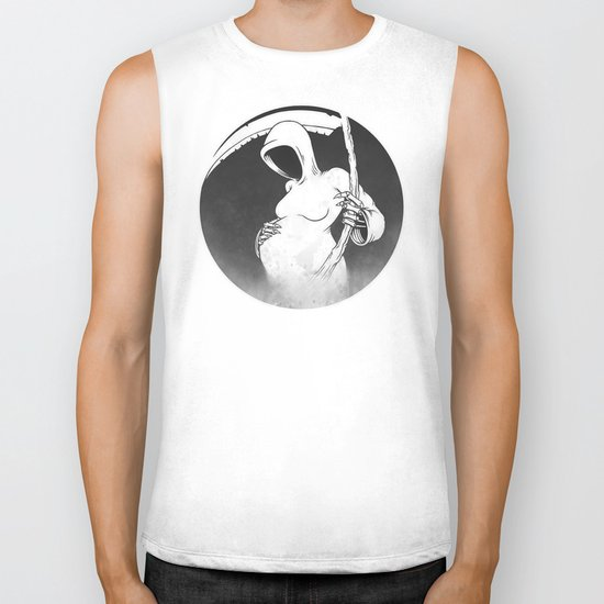 Death and Life Biker Tank