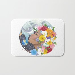 Beauty in Abstract-Realism Bath Mat