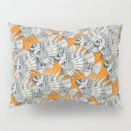 fish mirage turmeric Pillow Sham