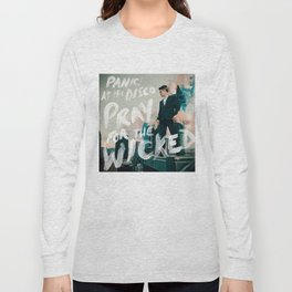 panic pray at wicked disco tour 2019 halim Long Sleeve T-shirt
