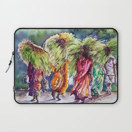 Make hay while the sun shines Laptop Sleeve