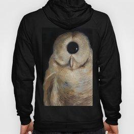 Amorphous Owl Hoody