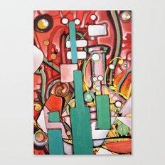 Block Science Canvas Print