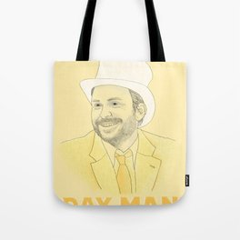Day Man Tote Bag