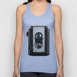 Vintage Camera Unisex Tank Top