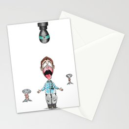 Droppin' Stationery Cards