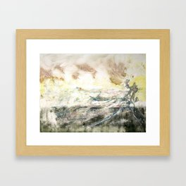 November 1.0 Framed Art Print