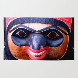 Alaskan Mask Rug