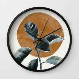 Fiscus by the sun Wall Clock