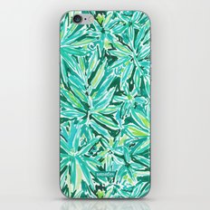 STAY CHILL iPhone & iPod Skin