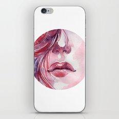 Lips  iPhone Skin