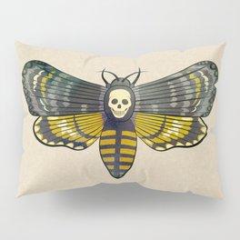 Death's head hawkmoth moth Pillow Sham