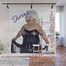 Divine - Love Reaction Wall Mural