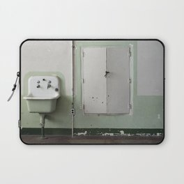 Cafeteria sink Laptop Sleeve