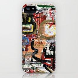 Gigante iPhone Case
