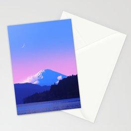 Mount Fuji Sunrise Stationery Cards