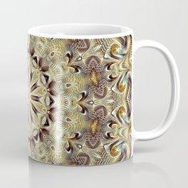 Flower Of Life Mandala (Ebb and Flow) Coffee Mug