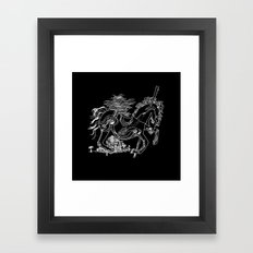The Catcher In The Rye Framed Art Print