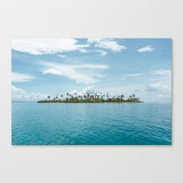 San Blas Islands, Panama Canvas Print