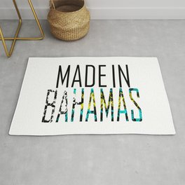 Made In Bahamas Rug