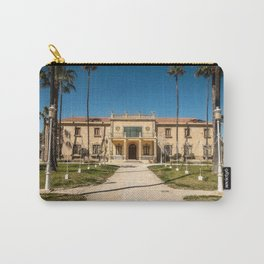 Jardines del Palacio del Marques de Fontalba, Spain Carry-All Pouch