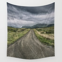 The Road to Tongue Wall Tapestry