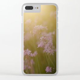 Reassurance (Magic Garden Series) Clear iPhone Case