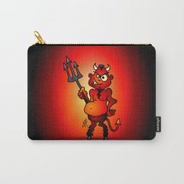 Fat red devil Carry-All Pouch