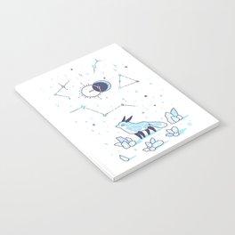 Arctic Nights Notebook