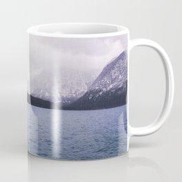 Cloudy Lake Coffee Mug