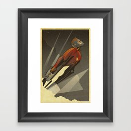 The Star-Lord Framed Art Print