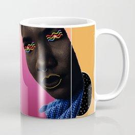 Woman of Color Coffee Mug