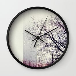 Go Back In Time Wall Clock