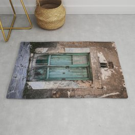 Green Door II Rug