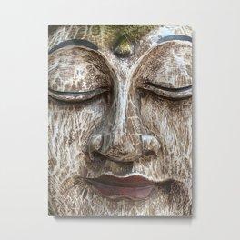 Inner Peace by Mandy Ramsey, Haines, Alaska Metal Print