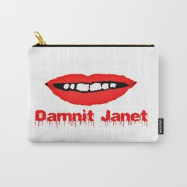 Damnit Janet! Carry-All Pouch