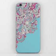 Flower Medley #2 iPhone & iPod Skin