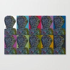 Windower Mixed Canvas Print