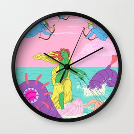 Galatea Wall Clock