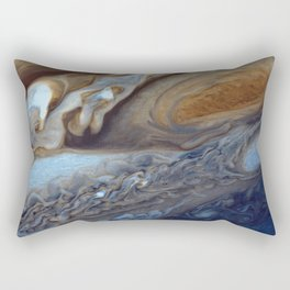 Jupiter Swirls Rectangular Pillow