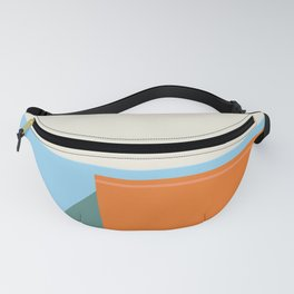 Cast Shadow Spring Colors Fanny Pack