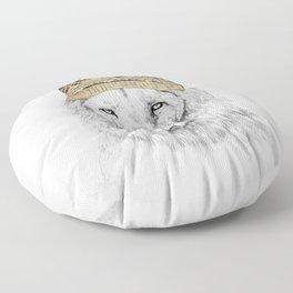 Winter is here Floor Pillow