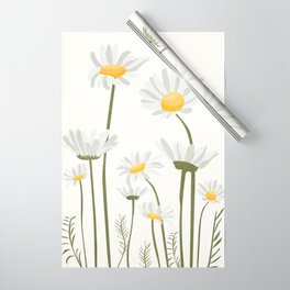 Summer Flowers III Wrapping Paper