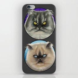 Tigress and Elmo iPhone Skin