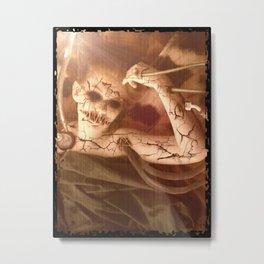 Delicate Experiments Metal Print