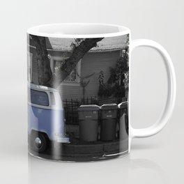 Blue Van Coffee Mug