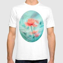 Fantasy Garden - Poppy Dream  T-shirt