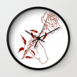 For You2 Wall Clock